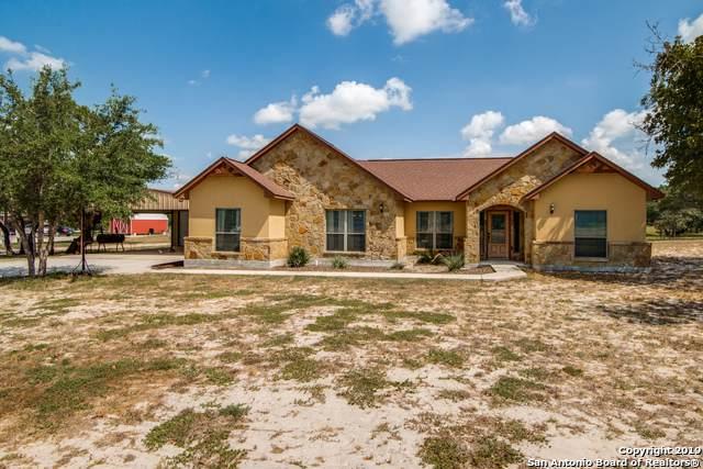 215 Shannon Ridge Dr, Floresville, TX 78114 (MLS #1409281) :: BHGRE HomeCity