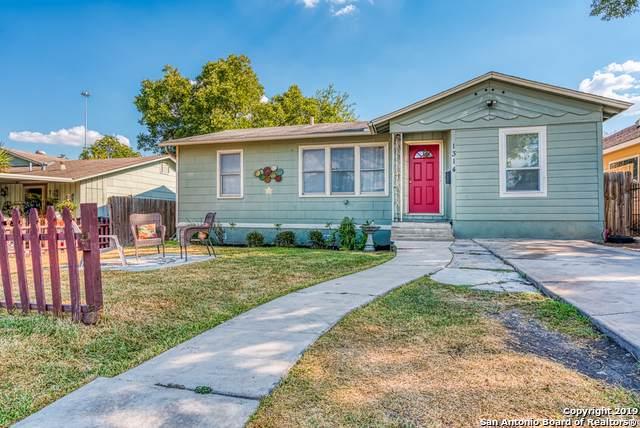 1314 W Hollywood Ave, San Antonio, TX 78201 (MLS #1409343) :: BHGRE HomeCity