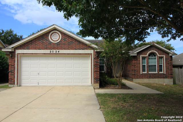 2024 Sungate Dr, New Braunfels, TX 78130 (MLS #1409556) :: The Gradiz Group