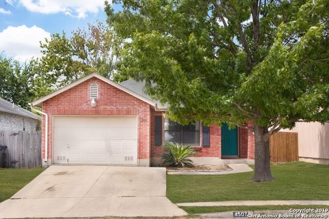 4507 Purlane, San Antonio, TX 78247 (MLS #1409564) :: BHGRE HomeCity