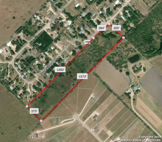 321 Leisure Village Dr, New Braunfels, TX 78130 (MLS #1409572) :: Niemeyer & Associates, REALTORS®