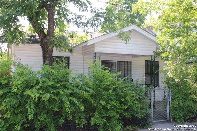 310 N Calaveras, San Antonio, TX 78207 (MLS #1409598) :: BHGRE HomeCity