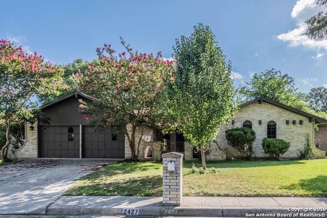 2427 Bluffridge St, San Antonio, TX 78232 (#1409600) :: The Perry Henderson Group at Berkshire Hathaway Texas Realty