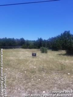 PR1501 Section A, Lot 5, Bandera, TX 78003 (MLS #1409811) :: Alexis Weigand Real Estate Group