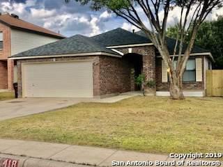 418 Wiggins Creek, San Antonio, TX 78253 (MLS #1409855) :: BHGRE HomeCity