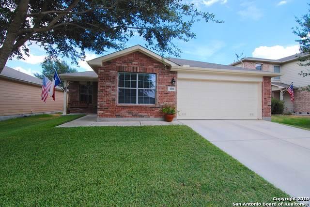 108 Rattlesnake Way, Cibolo, TX 78108 (MLS #1409889) :: BHGRE HomeCity