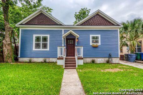 239 E Woodlawn Ave, San Antonio, TX 78212 (MLS #1409909) :: Exquisite Properties, LLC