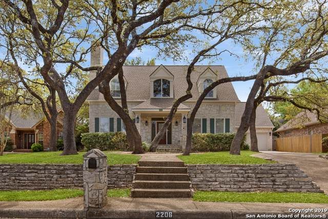 2206 Fawnfield Ln, San Antonio, TX 78248 (MLS #1409920) :: Alexis Weigand Real Estate Group