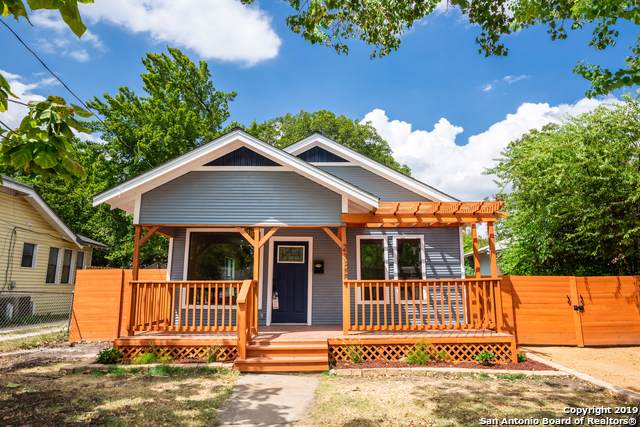 2325 E Houston St, San Antonio, TX 78202 (MLS #1410027) :: BHGRE HomeCity