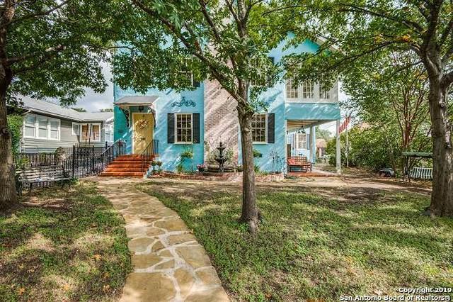 235 E Huisache Avenue, San Antonio, TX 78212 (MLS #1410045) :: The Mullen Group | RE/MAX Access