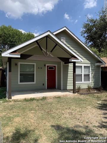 315 Odell St, San Antonio, TX 78212 (MLS #1410093) :: BHGRE HomeCity