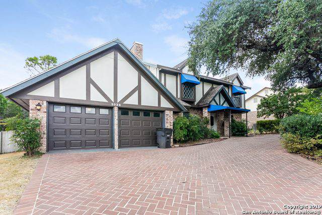 2026 Encino Belle St, San Antonio, TX 78259 (#1410148) :: The Perry Henderson Group at Berkshire Hathaway Texas Realty