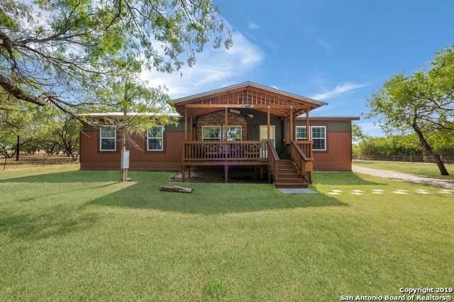 17280 Shady Falls Rd, Elmendorf, TX 78112 (MLS #1410205) :: Santos and Sandberg