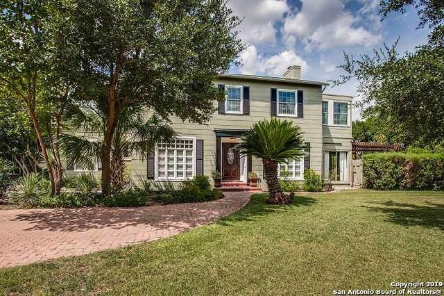 331 Primrose Pl, Alamo Heights, TX 78209 (MLS #1410259) :: Alexis Weigand Real Estate Group
