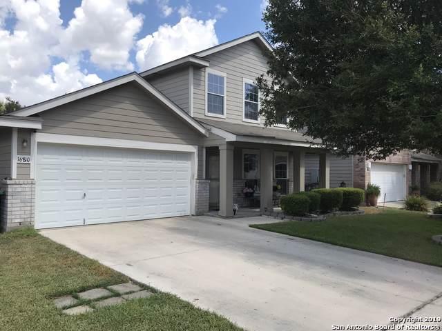 16810 Mandolino Ln, San Antonio, TX 78266 (MLS #1410342) :: BHGRE HomeCity