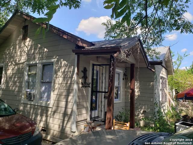 1507 W Wildwood Dr, San Antonio, TX 78201 (MLS #1410382) :: BHGRE HomeCity