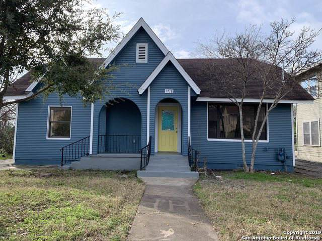 1718 W Woodlawn Ave, San Antonio, TX 78201 (MLS #1410533) :: BHGRE HomeCity