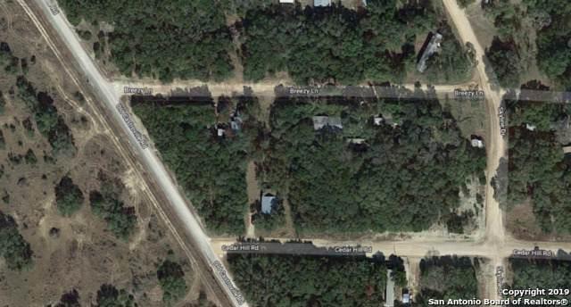 LOT 8 Cedar Hill Dr, Bandera, TX 78003 (MLS #1410641) :: Alexis Weigand Real Estate Group