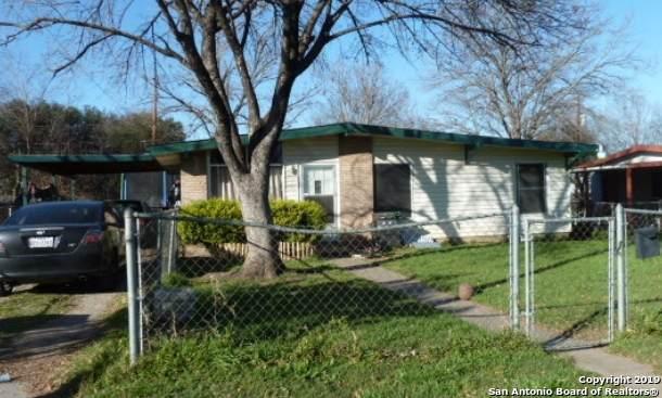 127 Idell Ave, San Antonio, TX 78223 (MLS #1410662) :: BHGRE HomeCity