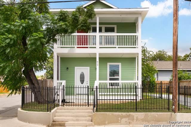 619 Iowa St, San Antonio, TX 78203 (MLS #1410664) :: The Gradiz Group