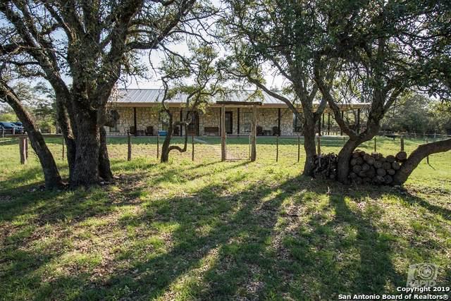8635 Deer Crossing Dr, Fort McKavett, TX 76841 (MLS #1410686) :: BHGRE HomeCity San Antonio