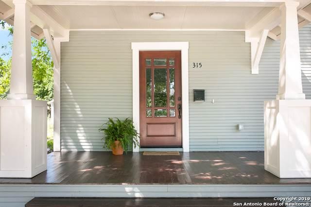 315 Devine St, San Antonio, TX 78210 (MLS #1410793) :: BHGRE HomeCity