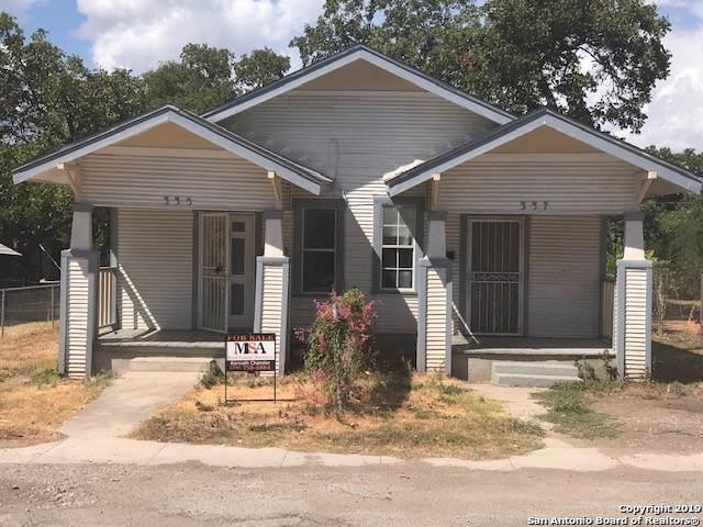 335 Vine St, San Antonio, TX 78210 (MLS #1410868) :: Exquisite Properties, LLC