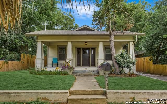 443 E Magnolia Ave, San Antonio, TX 78212 (MLS #1410939) :: Exquisite Properties, LLC