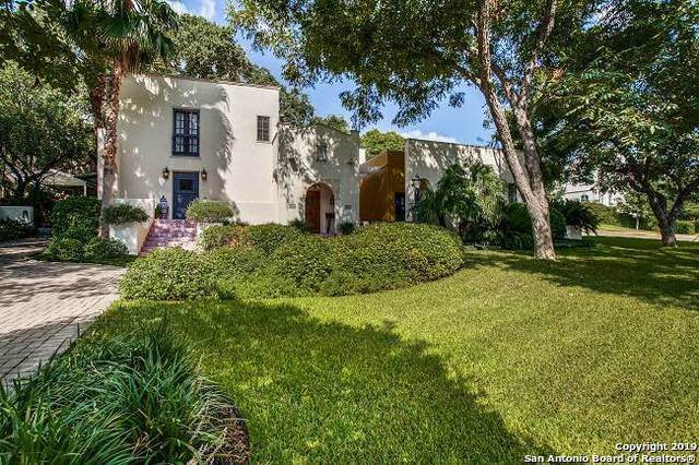 519 Patterson Ave, Alamo Heights, TX 78209 (MLS #1411020) :: Alexis Weigand Real Estate Group