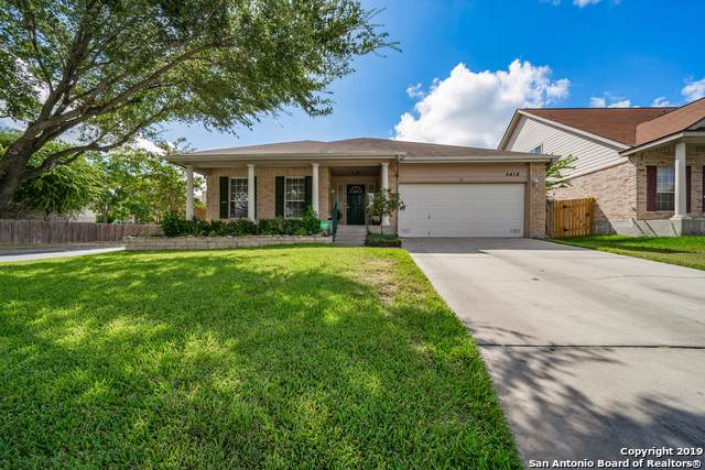 5418 Stormy Dawn, San Antonio, TX 78247 (MLS #1411033) :: The Gradiz Group