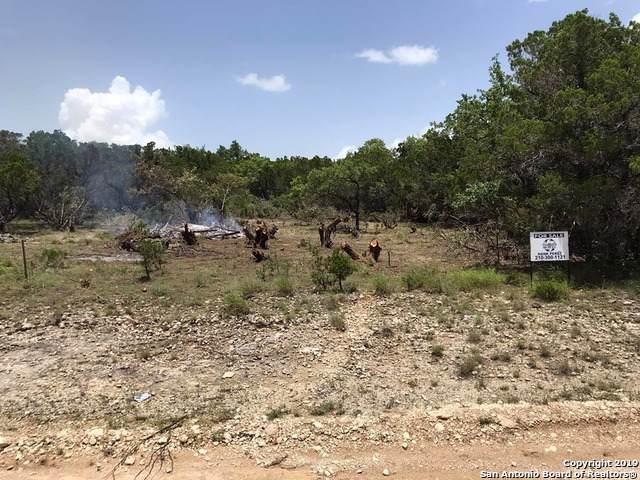 LOT 19 & 20 Water Dr, Bandera, TX 78003 (MLS #1411089) :: The Gradiz Group