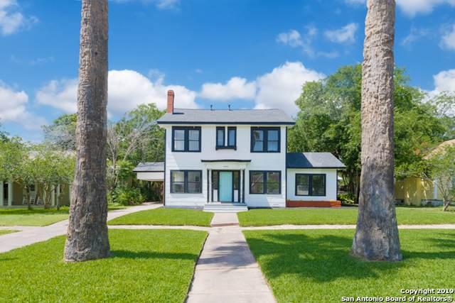 1415 E Highland Blvd, San Antonio, TX 78210 (MLS #1411162) :: Exquisite Properties, LLC