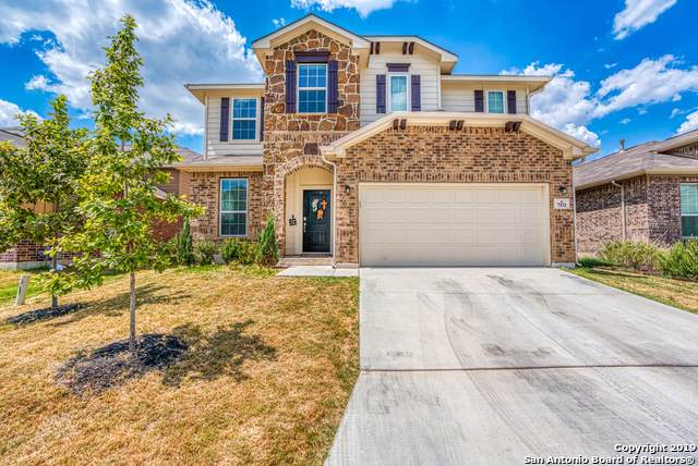 7931 Headwaters Trail, San Antonio, TX 78254 (MLS #1411183) :: BHGRE HomeCity