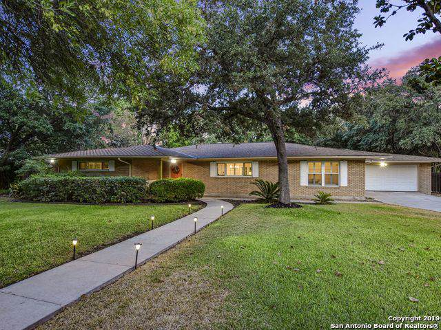 212 Glentower Dr, Castle Hills, TX 78213 (MLS #1411246) :: The Gradiz Group