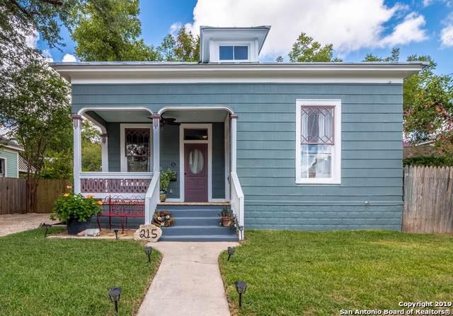 215 Nathan, San Antonio, TX 78210 (MLS #1411353) :: BHGRE HomeCity