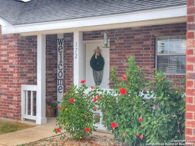 172 Plainview Dr, Poth, TX 78147 (MLS #1411360) :: Vivid Realty