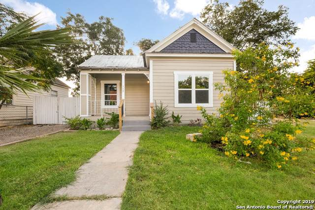117 S Polaris St, San Antonio, TX 78203 (MLS #1411401) :: BHGRE HomeCity