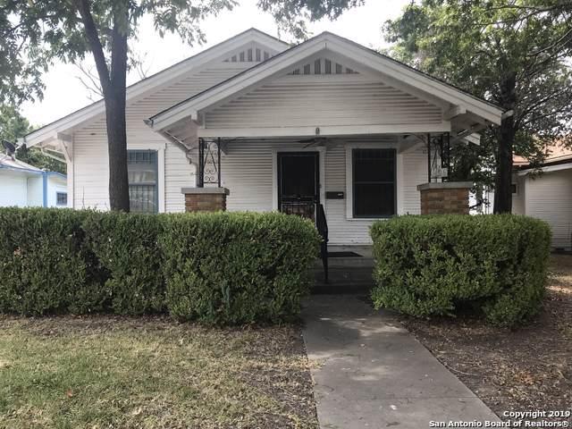 406 Rigsby Ave, San Antonio, TX 78210 (MLS #1411410) :: Exquisite Properties, LLC