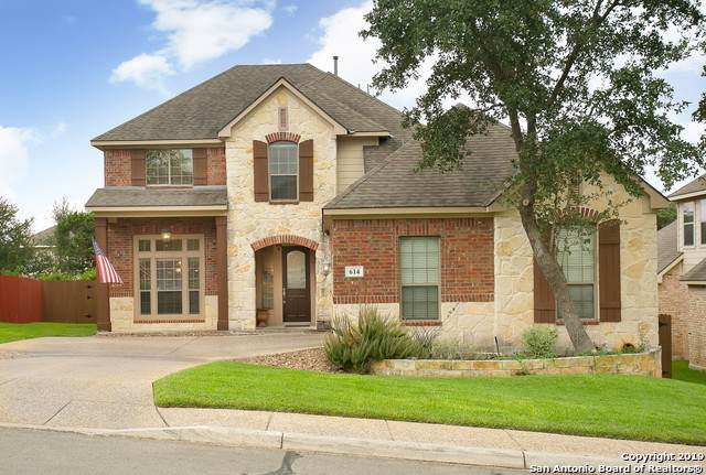 614 Artisan Way, San Antonio, TX 78260 (MLS #1411562) :: BHGRE HomeCity