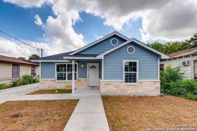 826 S San Dario Ave, San Antonio, TX 78237 (MLS #1411608) :: BHGRE HomeCity