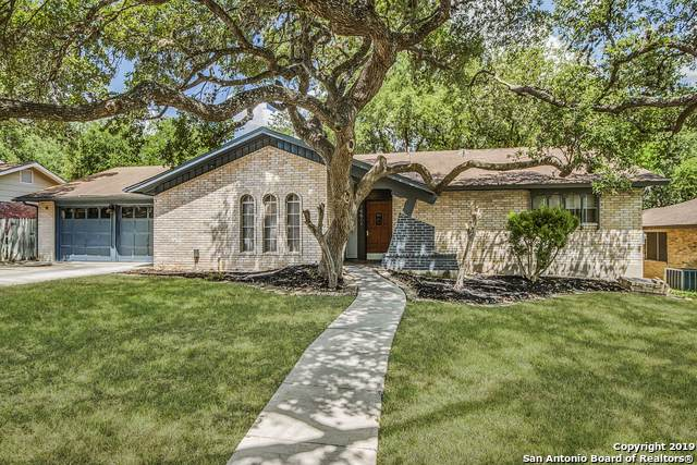 14611 Mountain Wood St, San Antonio, TX 78232 (#1411746) :: The Perry Henderson Group at Berkshire Hathaway Texas Realty