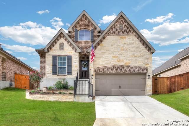 2027 Tillman Park, San Antonio, TX 78253 (MLS #1411761) :: BHGRE HomeCity