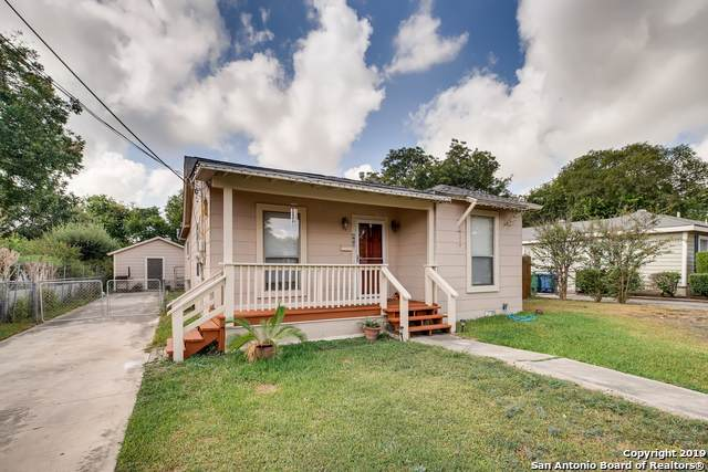 420 Burcham Ave, San Antonio, TX 78221 (MLS #1411793) :: The Gradiz Group