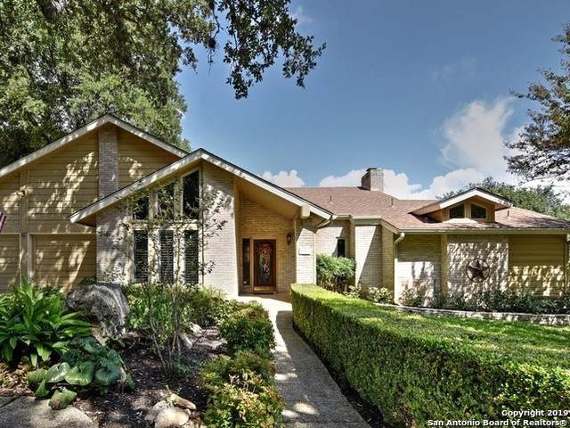 3678 Hunters Cliff, San Antonio, TX 78230 (MLS #1411818) :: Santos and Sandberg