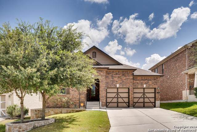 1438 Saddle Blanket, San Antonio, TX 78258 (MLS #1411819) :: Carter Fine Homes - Keller Williams Heritage
