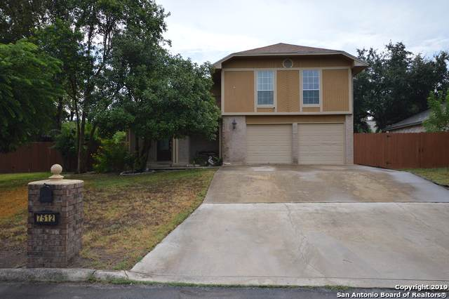 7512 Linkside St, San Antonio, TX 78240 (MLS #1411936) :: The Gradiz Group