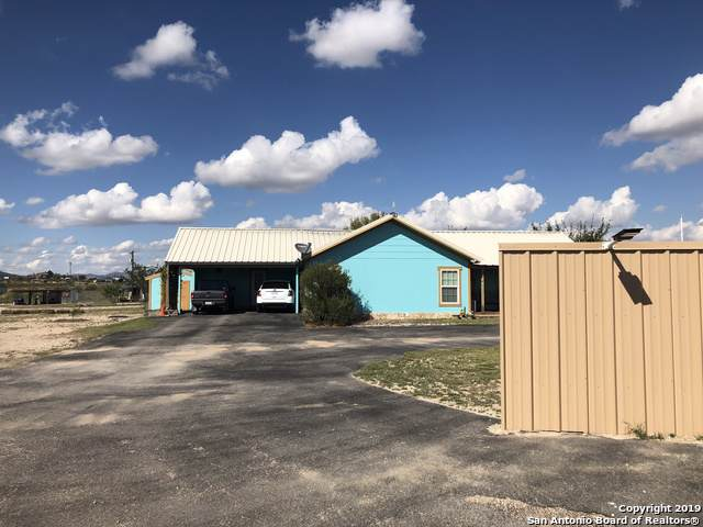 401 Airport Rd, Marathon, TX 79842 (MLS #1411951) :: Alexis Weigand Real Estate Group