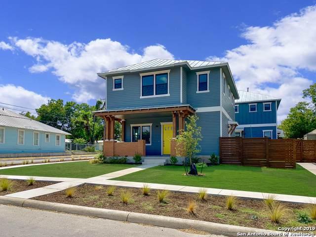 901 N Pine St, San Antonio, TX 78202 (MLS #1411953) :: BHGRE HomeCity