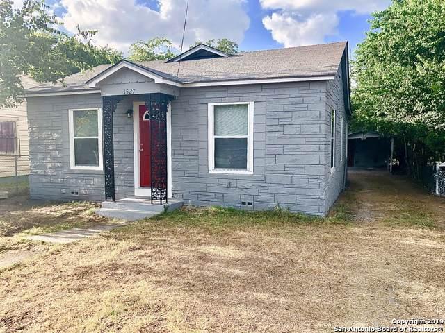 1527 Burleson, San Antonio, TX 78202 (MLS #1412121) :: The Gradiz Group