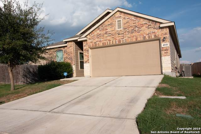4018 Battery Park, Converse, TX 78109 (MLS #1412135) :: Exquisite Properties, LLC